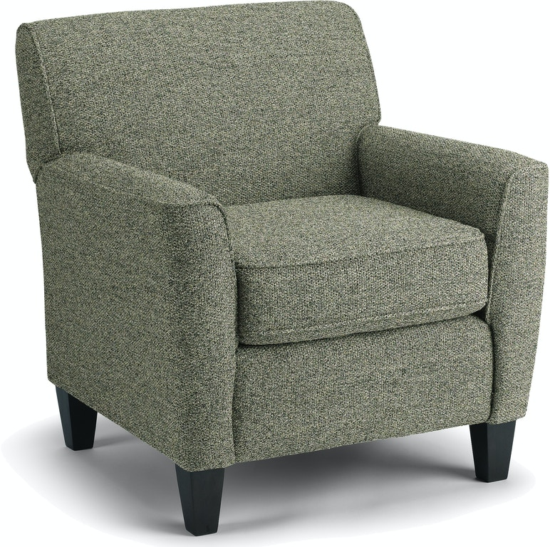 Best Home Furnishings Living Room Club Chair 4190 Ramsey Furniture Company Covington And