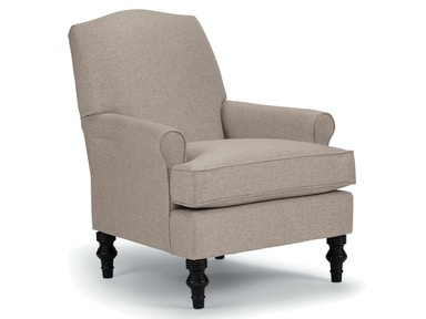 Best Home Furnishings Living Room Club Chair 4210 Howell Furniture Beaumont And Nederland