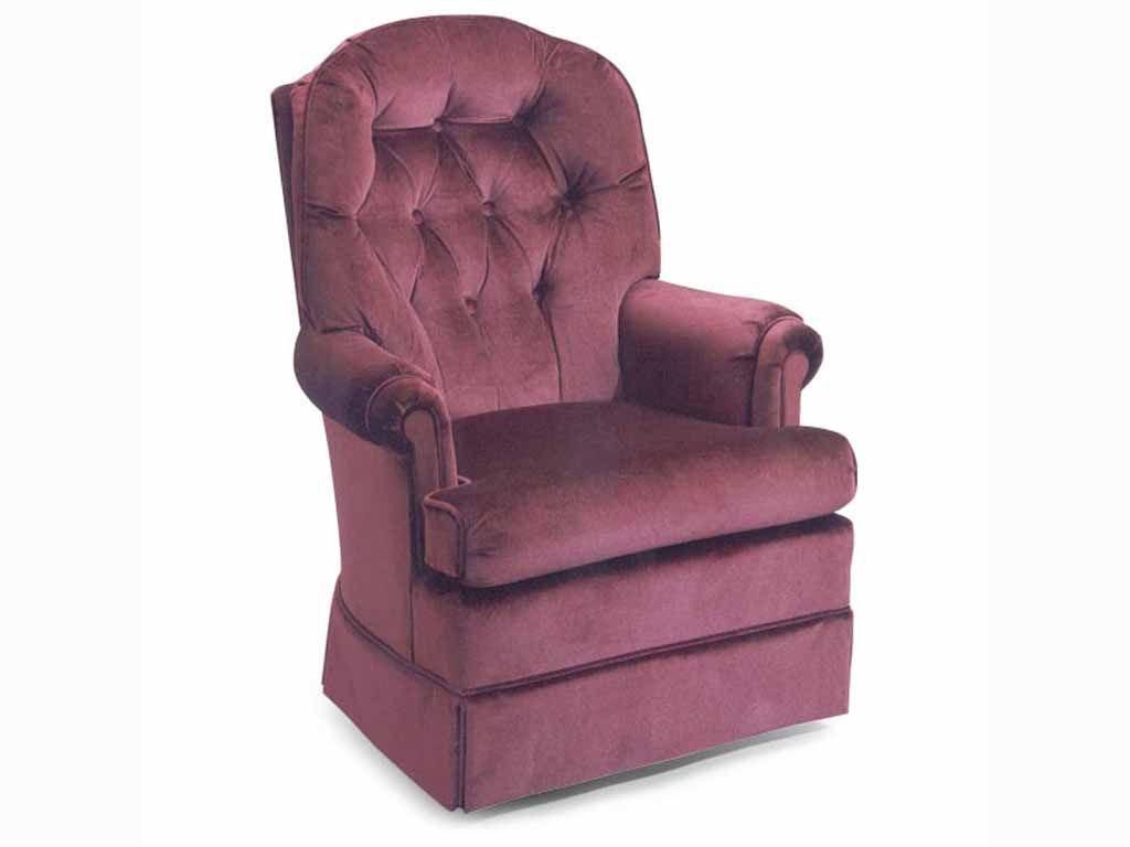 Exceptional Best Home Furnishings Swivel Rocker 5439