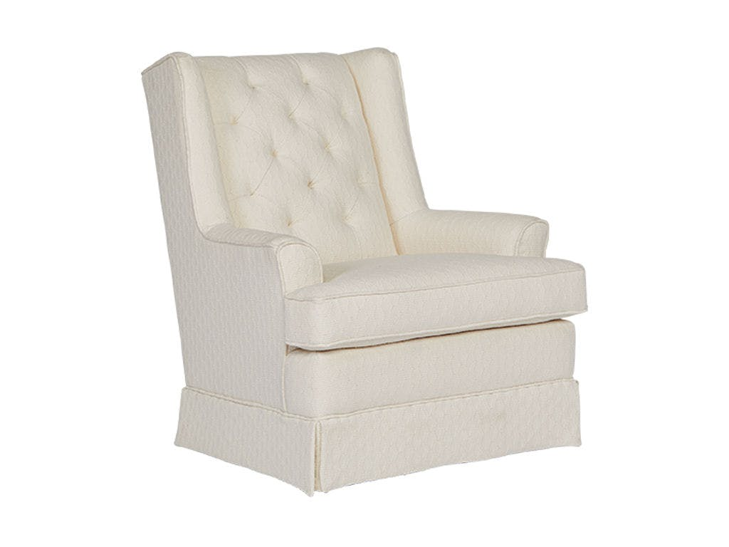 Best Home Furnishings Living Room Swivel Glider Chair 7167