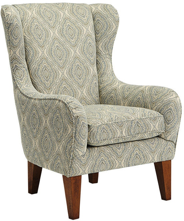 Fine Best Home Furnishings Living Room Wingback Chair 7180 Bralicious Painted Fabric Chair Ideas Braliciousco