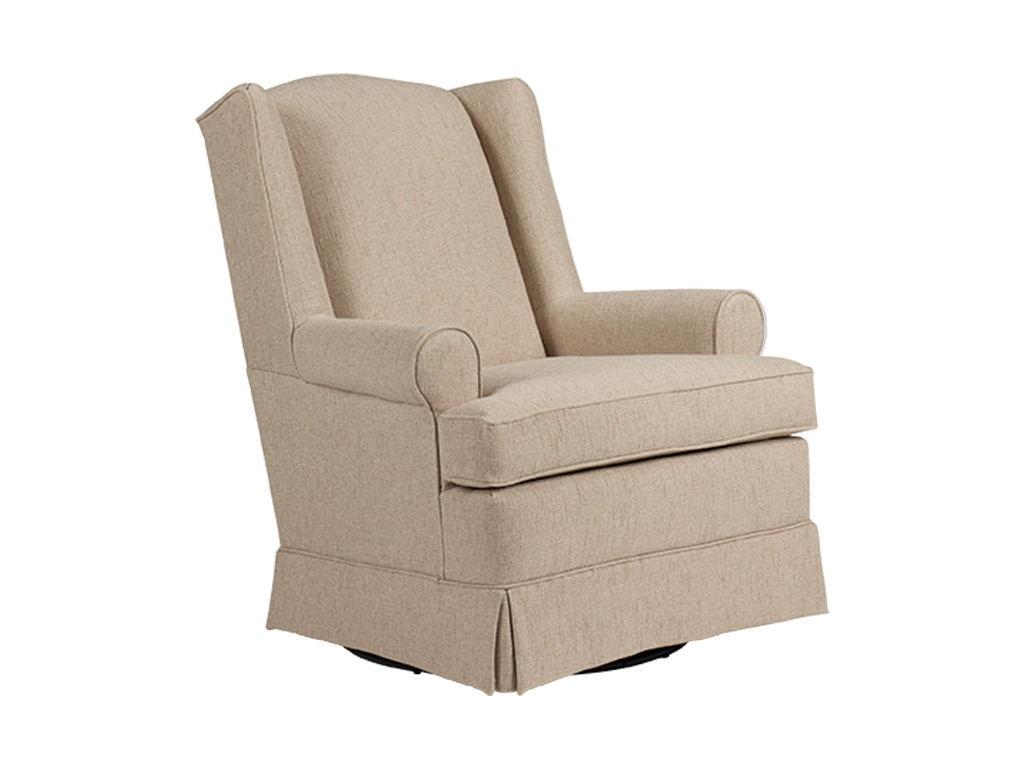 Best Home Furnishings Living Room Swivel Glider 7197