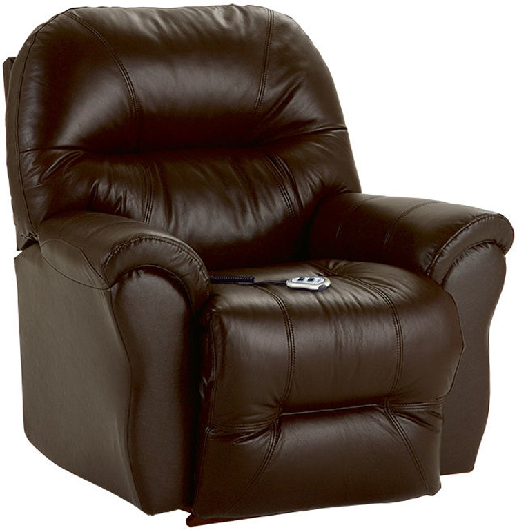 Leather Sofa Repair Ocala: Best Home Furnishings Living Room Power Recliner 8NP14