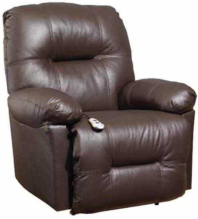 Leather Sofa Repair Ocala: Best Home Furnishings Living Room Power Recliner 9MP27