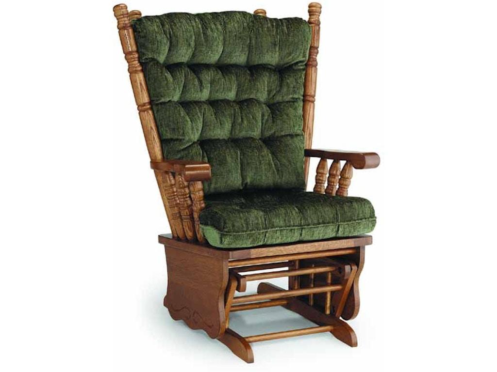 Best Home Furnishings Living Room Glide Rocker C6877 Smith Village Home Furniture Jacobus