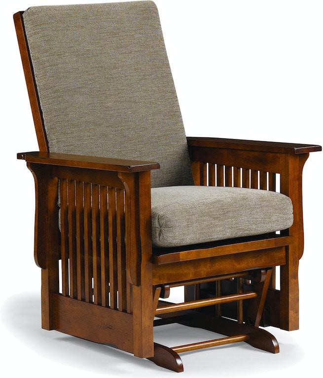 Best Home Furnishings Living Room Glider Rocker C8117