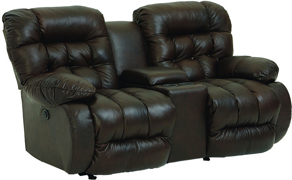 Best Home Furnishings Living Room Motion Loveseat L565