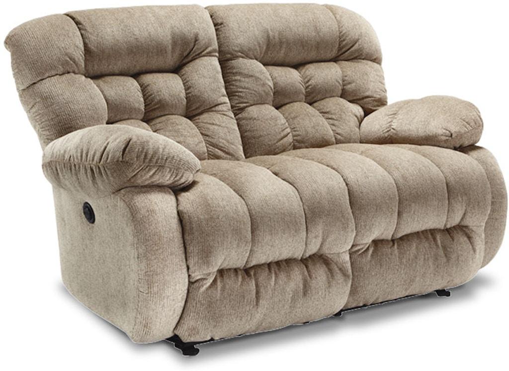 Best Home Furnishings Living Room Motion Loveseat L565p