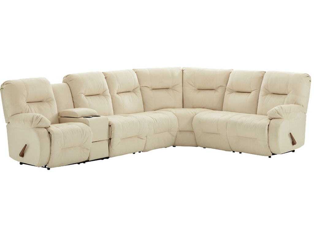 Best Home Furnishings Living Room Motion Sectional M700
