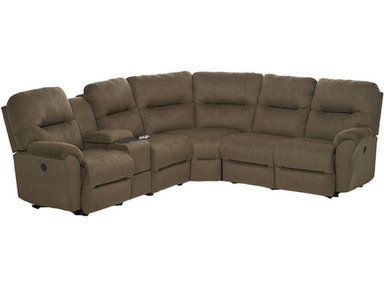 Best Home Furnishings Motion Sectional M760-Sect