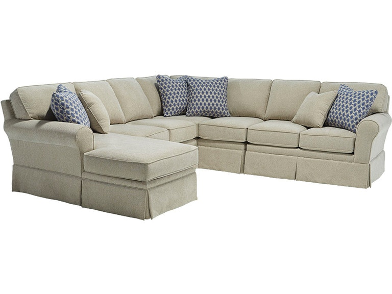 Best Home Furnishings Living Room Annabel Sectional M80-Sect - Smith ...