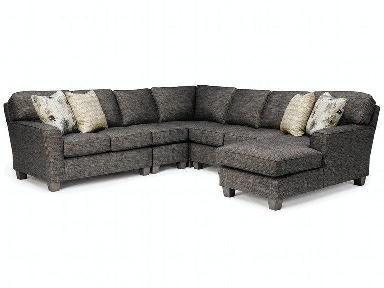 Best Home Furnishings Annabel Sectional M81-Sect