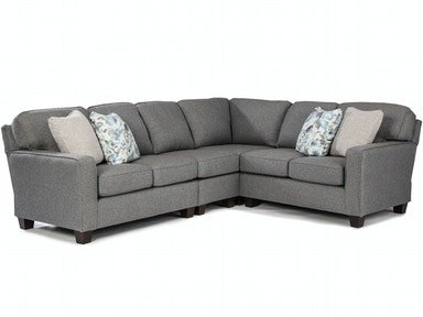 Best Home Furnishings Annabel Sectional M82-Sect
