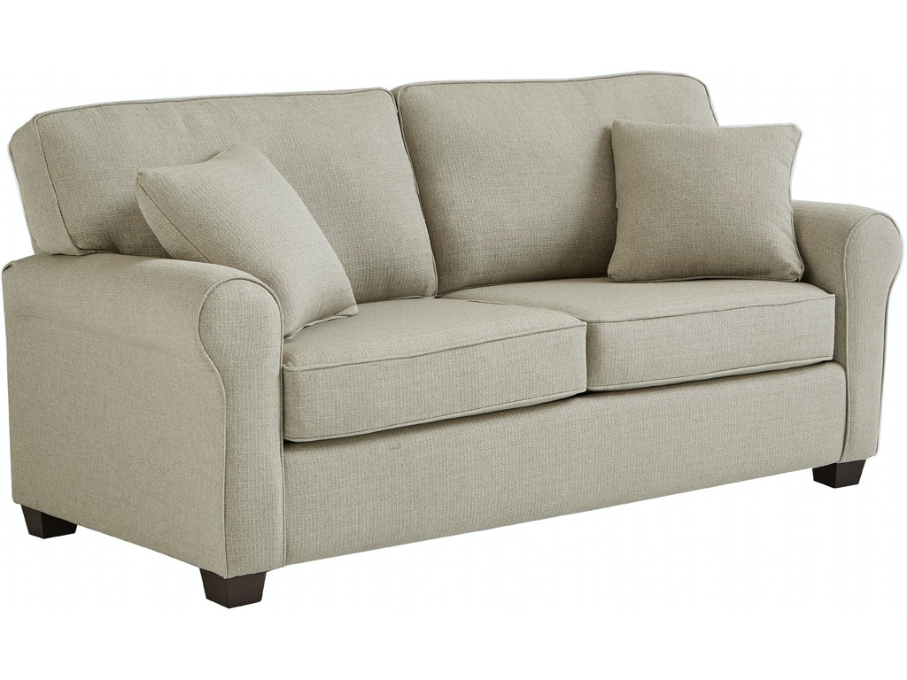 Best Home Furnishings Living Room Shannon Sofa S14f Kettle River Furniture And Bedding