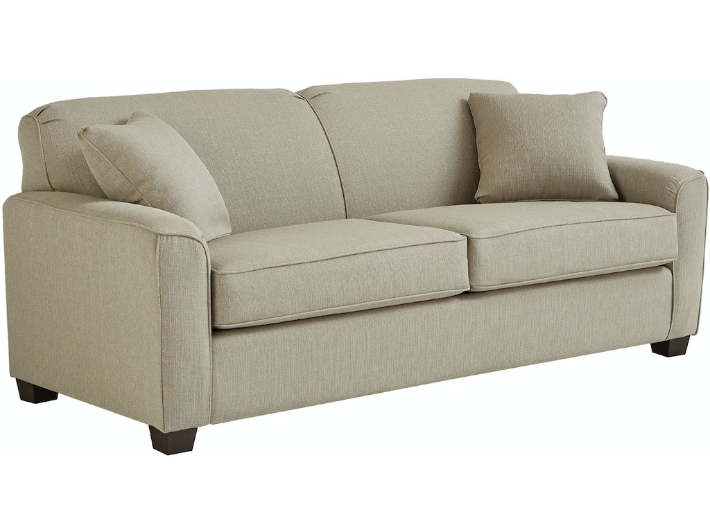 Best Home Furnishings Living Room Dinah Sofa S16q Kettle River Furniture And Bedding