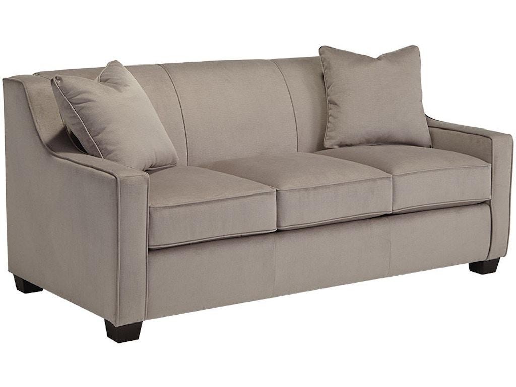 Best home furnishings living room marinette sofa s20q for Sofa eller couch