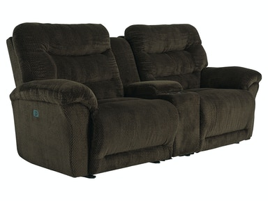 Best Home Furnishings Shelby Sofa with Console S600RZ4