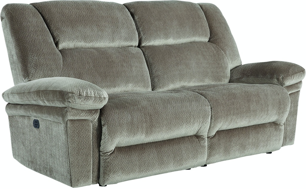 Best Home Furnishings Living Room Sofa Reclining 2-Seat Power Parker ...