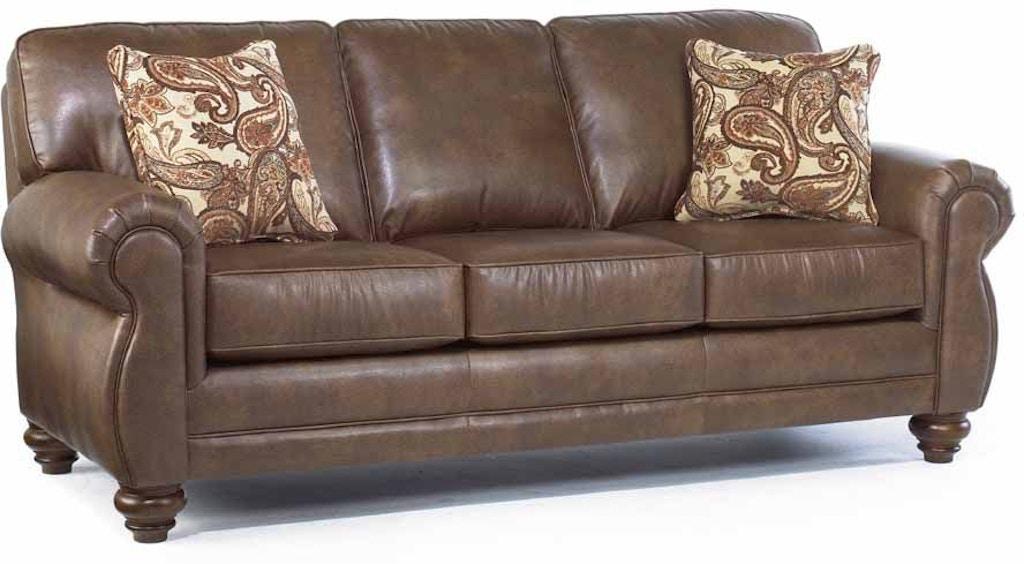 Best Home Furnishings Living Room Stationary Sofa S63 ...