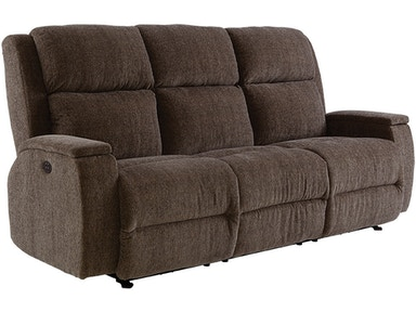 Best Home Furnishings Power Recline Sofa w/ Power Headrest S740RZ4