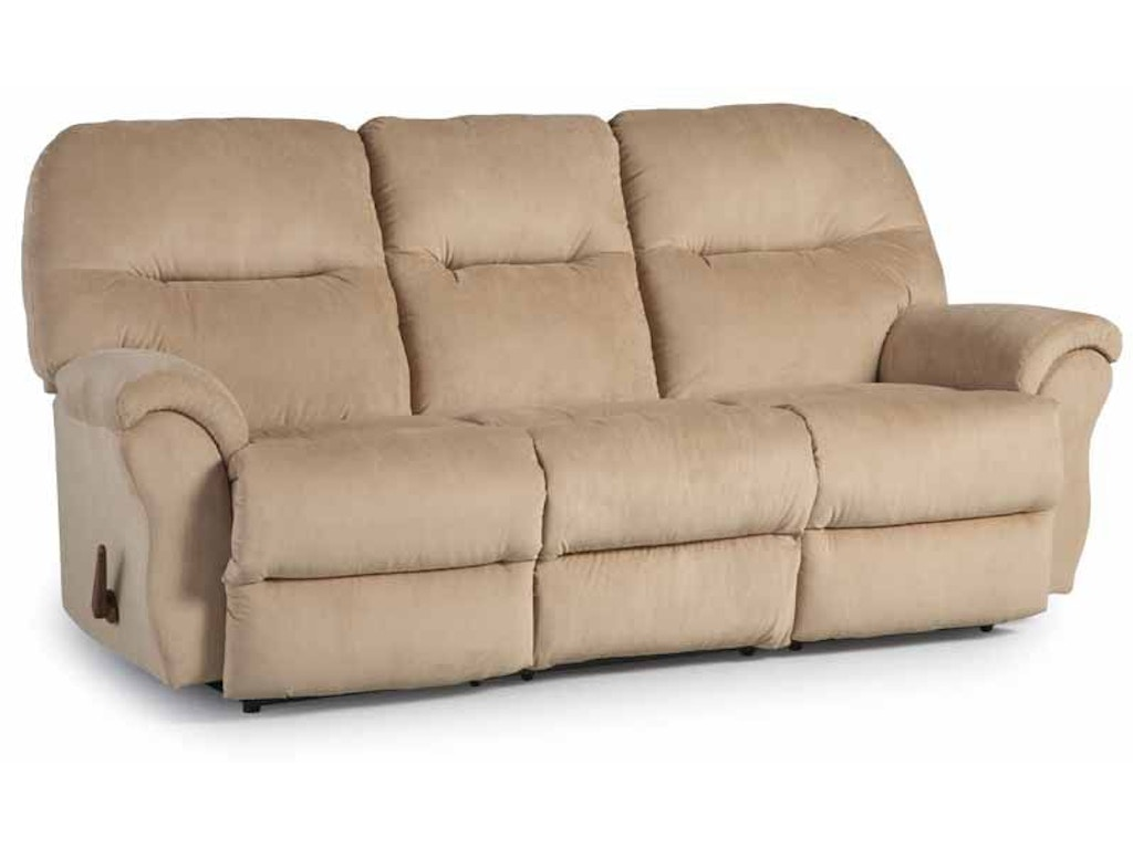 Best Home Furnishings Living Room Motion Sofa S760 Carol