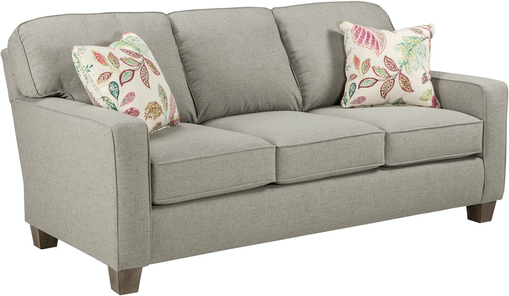 Best Home Furnishings Living Room Stationary Sofa S82e