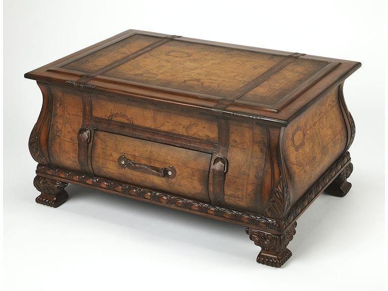 Butler Specialty Company E Trunk Table 0553070
