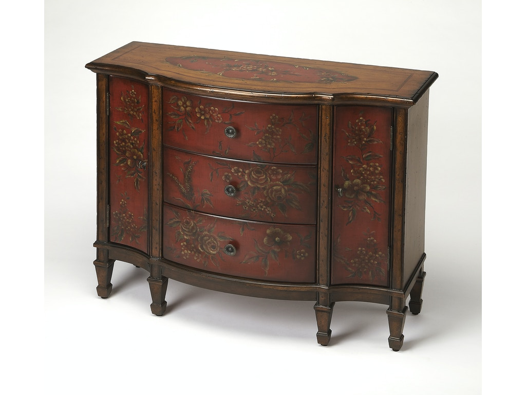 Butler specialty company living room console cabinet for Cabinet companies