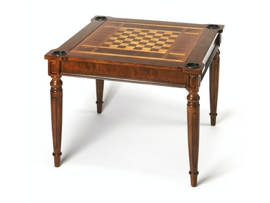 Butler Specialty Company Multi-Game Card Table 0837011