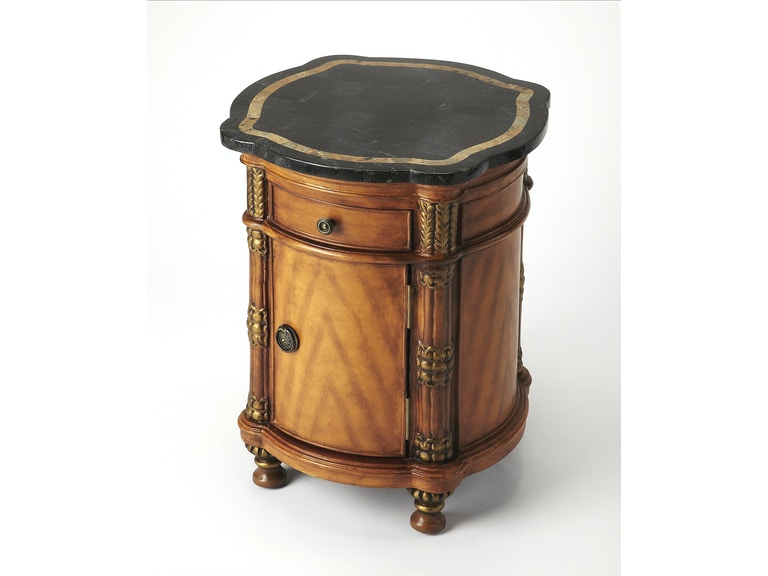 Butler Specialty Company Living Room Drum Table 0847070 ...