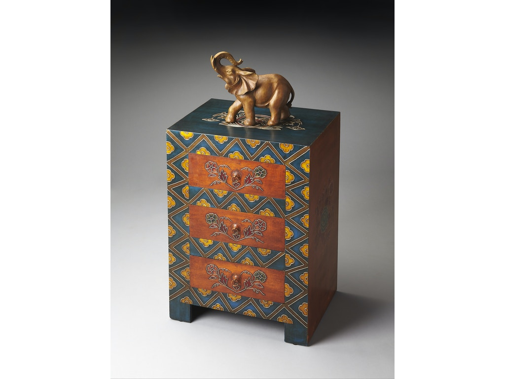 Butler Specialty Company Accent Chest 1173290. Butler Specialty Company Living Room Accent Chest 1173290   Indian