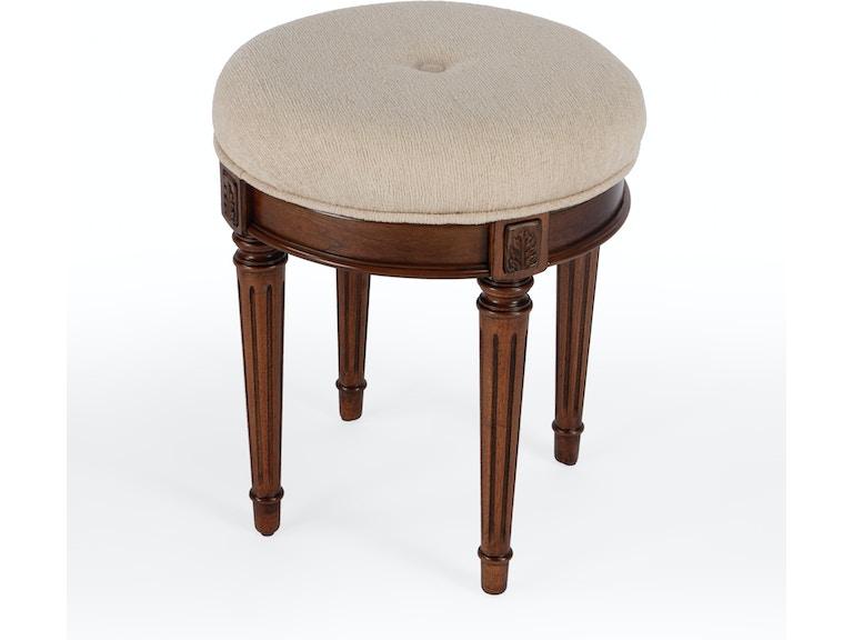 Remarkable Butler Specialty Company Bedroom Vanity Stool 1250101 Toms Lamtechconsult Wood Chair Design Ideas Lamtechconsultcom
