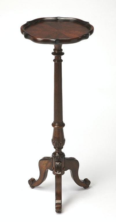 f189007c5dd2 Butler Specialty Company Pedestal Plant Stand BU1931024 from Walter E.  Smithe Furniture + Design