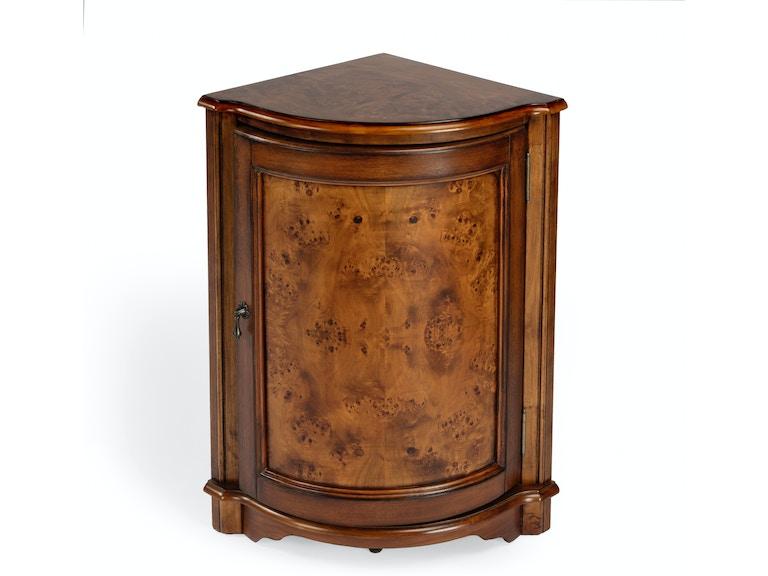 Butler Specialty Company Living Room Corner Cabinet 2115101 ...