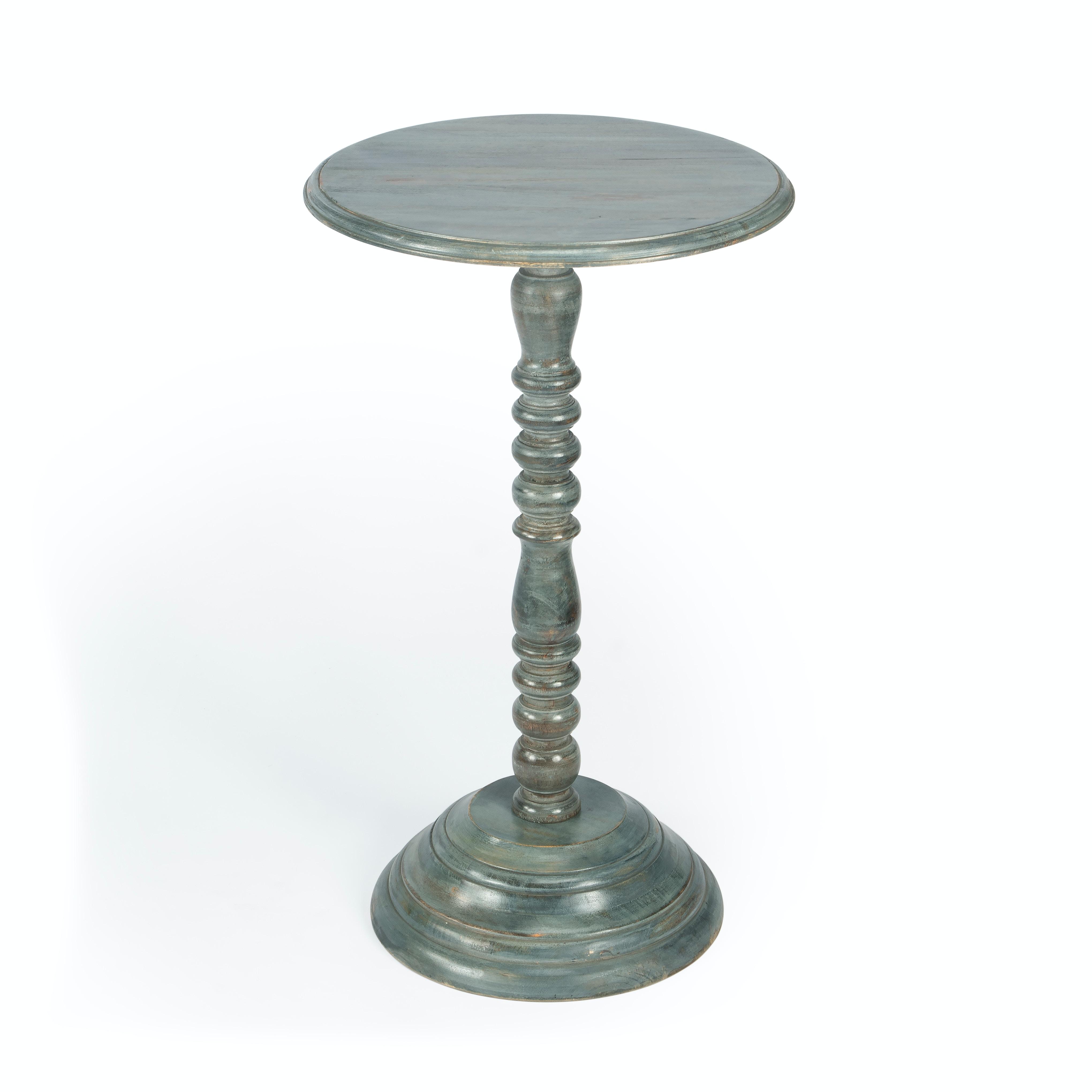 Merveilleux Butler Specialty Company Pedestal Accent Table BU2265290 From Walter E.  Smithe Furniture + Design