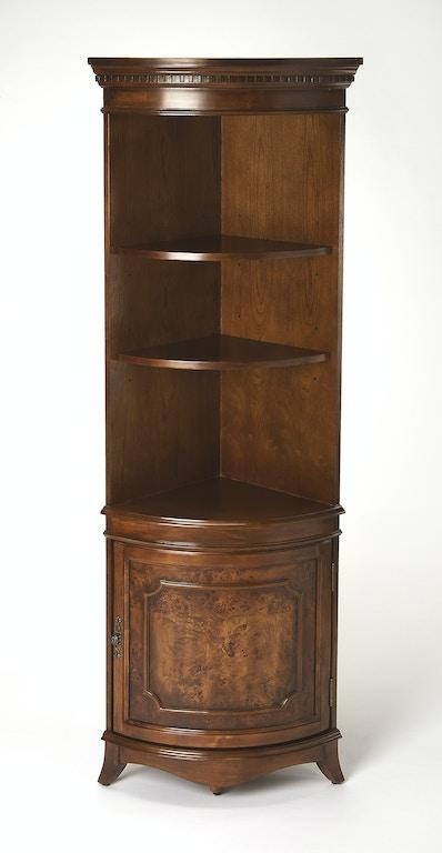Butler Specialty Company Living Room Corner Cabinet 3621101 ...
