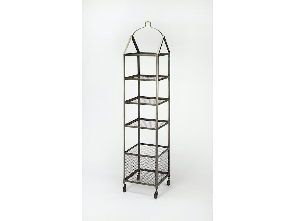butler specialty company etagere 3680330 flemington. Black Bedroom Furniture Sets. Home Design Ideas