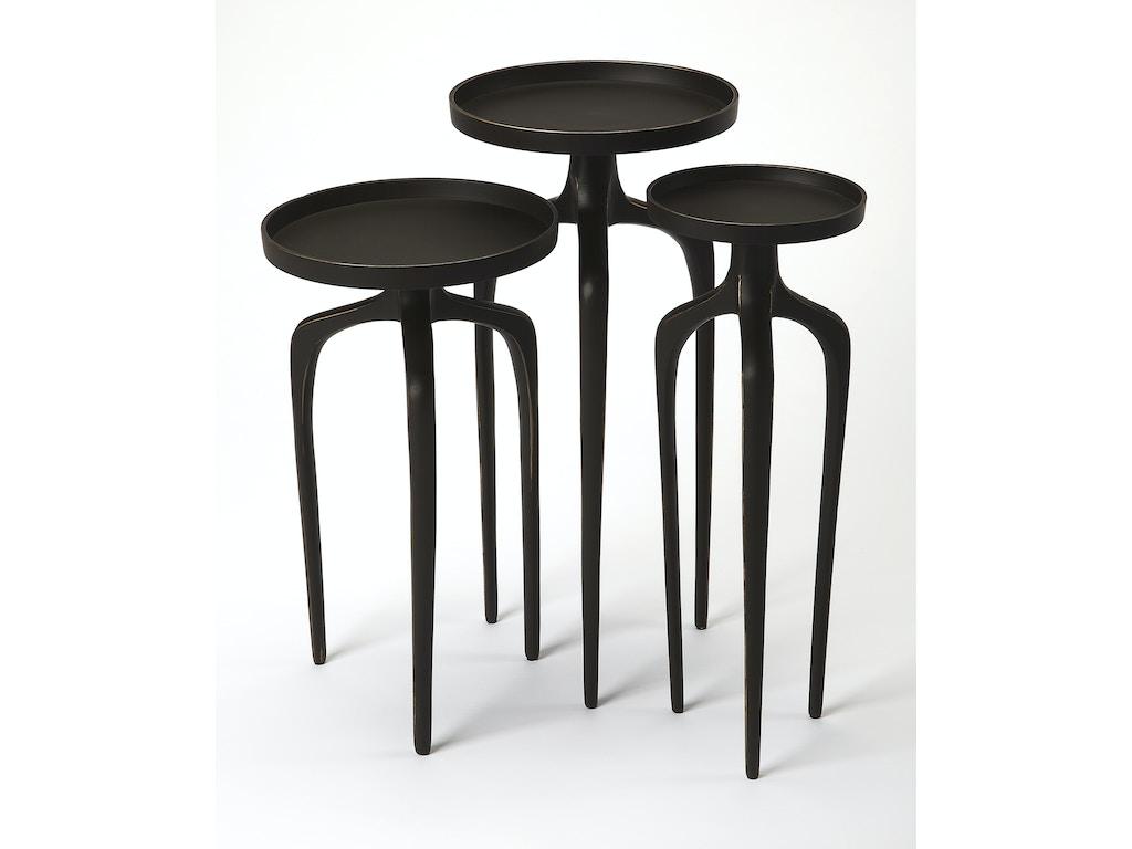 Butler Specialty Company Living Room Ter Table Set Bu4421295 Walter E Smithe Furniture Design