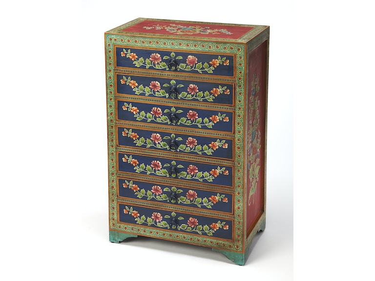 Butler Specialty Company Bedroom Chest 5366290 - Cherry ...