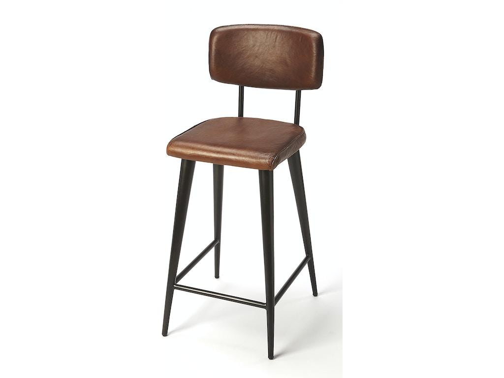 Sensational Butler Specialty Company Bar And Game Room Counter Stool Bu5378344 Walter E Smithe Furniture Design Machost Co Dining Chair Design Ideas Machostcouk