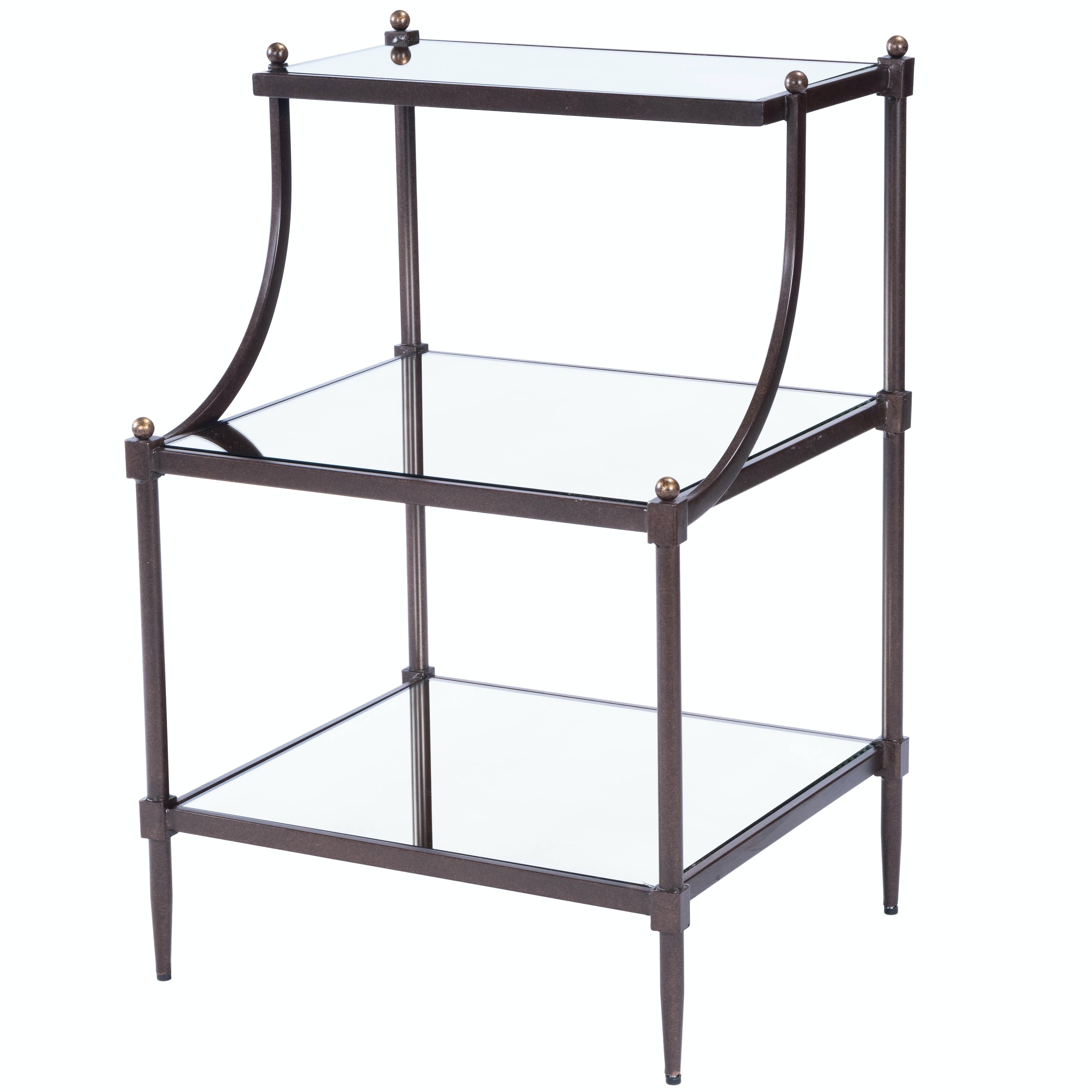 Genial Butler Specialty Company Tiered Side Table BU7015025 From Walter E. Smithe  Furniture + Design