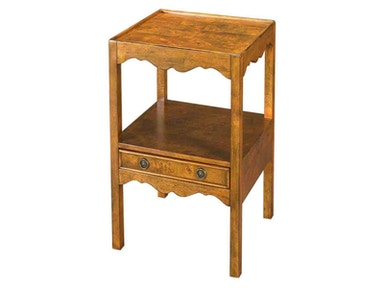 Accents Beyond 2-Tier End Table 1100-AB