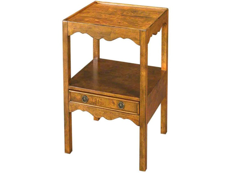 Accents Beyond Living Room 2 Tier End Table 1100 Ab At Cherry House Furniture