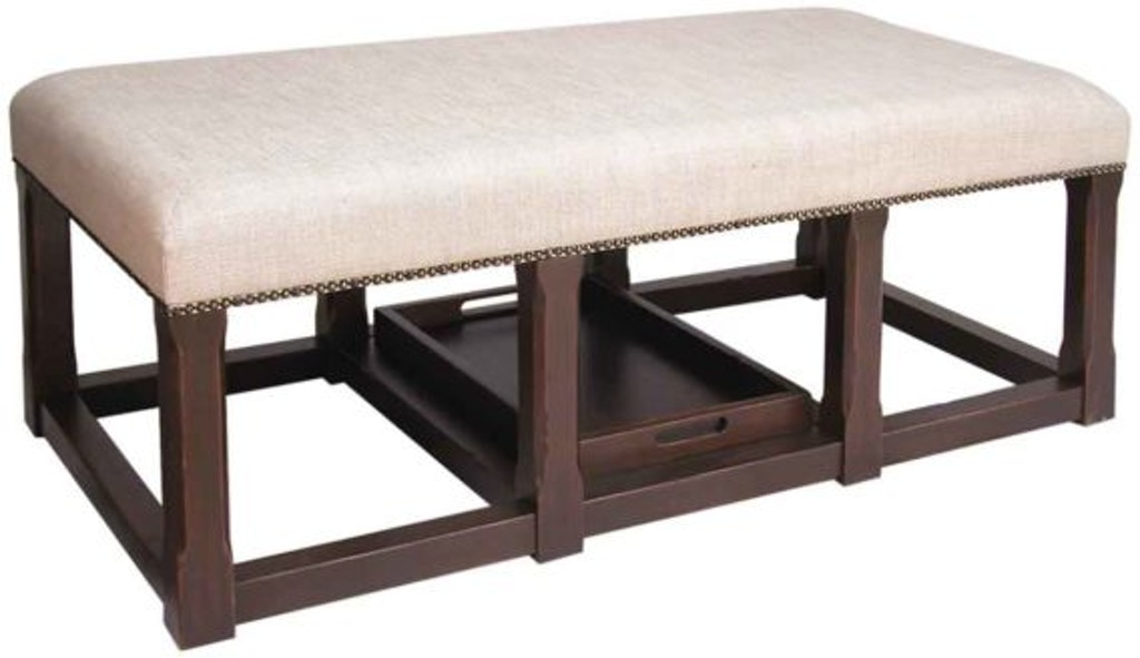 Awesome Accents Beyond Living Room Bench Cocktail Ottoman With Cjindustries Chair Design For Home Cjindustriesco