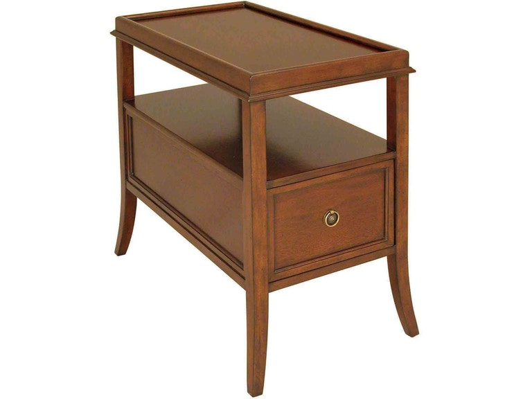 Accents Beyond Living Room 2 Tier Table With 1 Drawer 1339