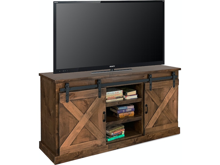 Legends Furniture Living Room Farmhouse 56 Tv Console Fh1310 Awy At Weiss Company