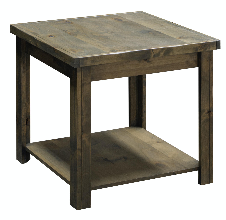 Legends Furniture Living Room Joshua Creek End Table