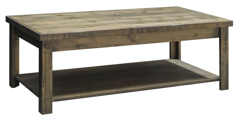 Charmant Legends Furniture Joshua Creek Coffee Table 663478