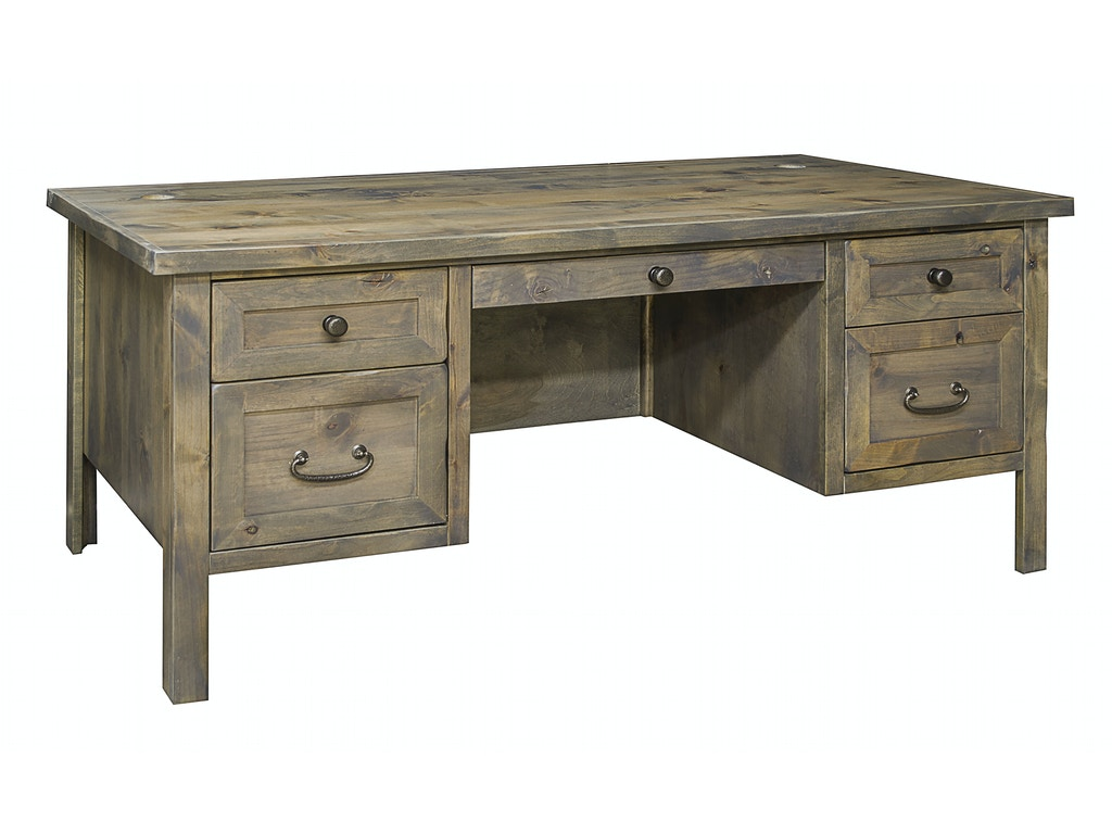 Legends Furniture Home Office Joshua Creek Executive Desk
