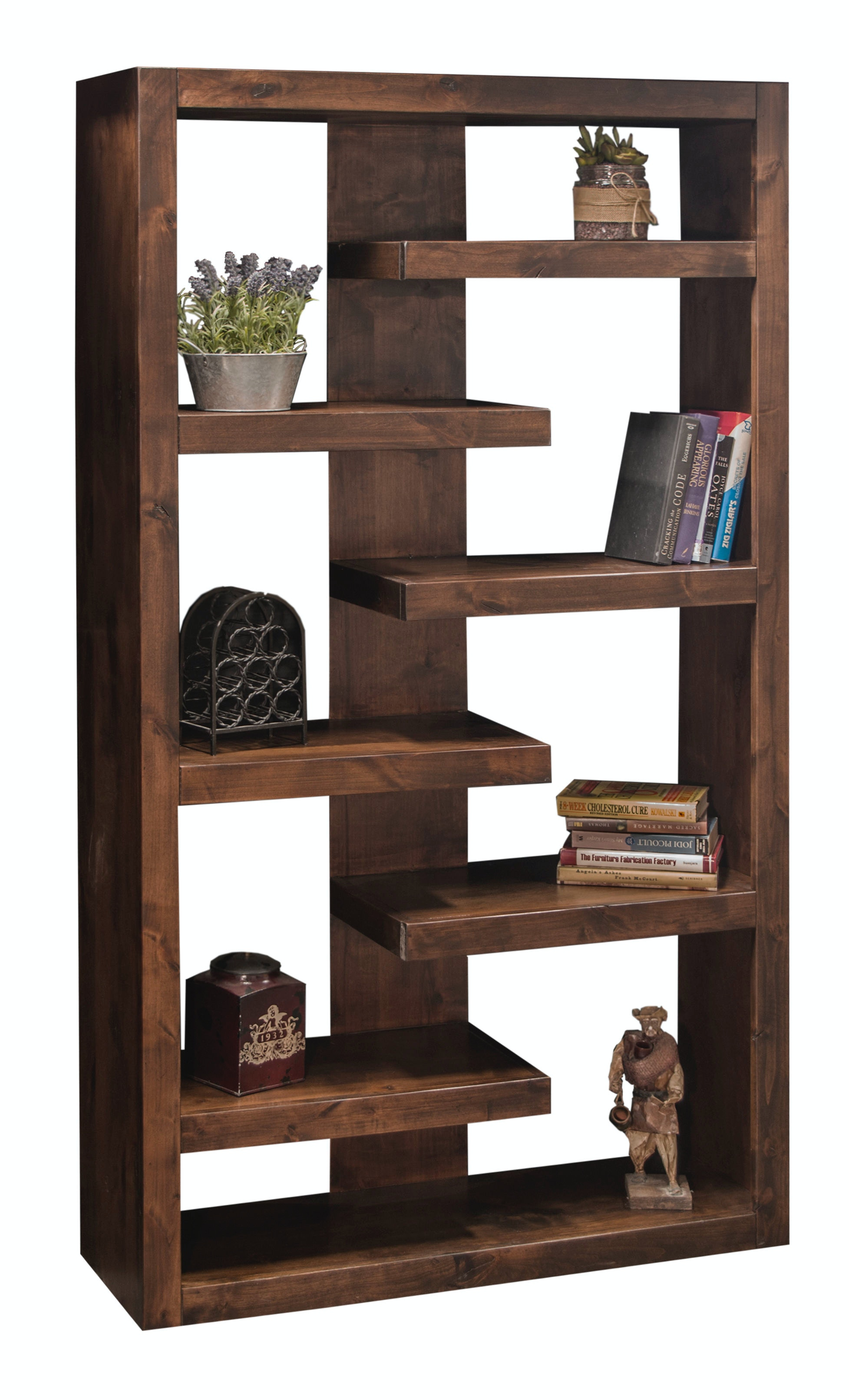 Legends Furniture Home Office Sausalito 72u0026quot; Bookcase